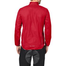VAUDE Drop III Miehet takki , punainen